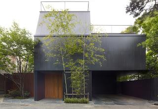 Casa Moderna Japón