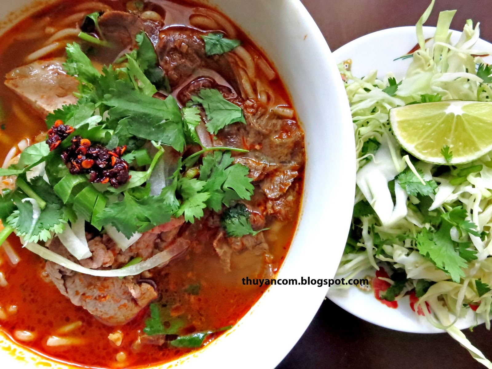 Blog of Salt: Bun Bo Hue Pt. 2