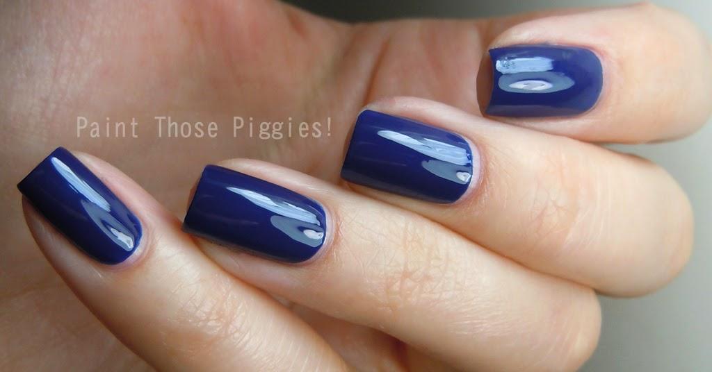 Essie Nail Polish Navy Blue - Creative Touch