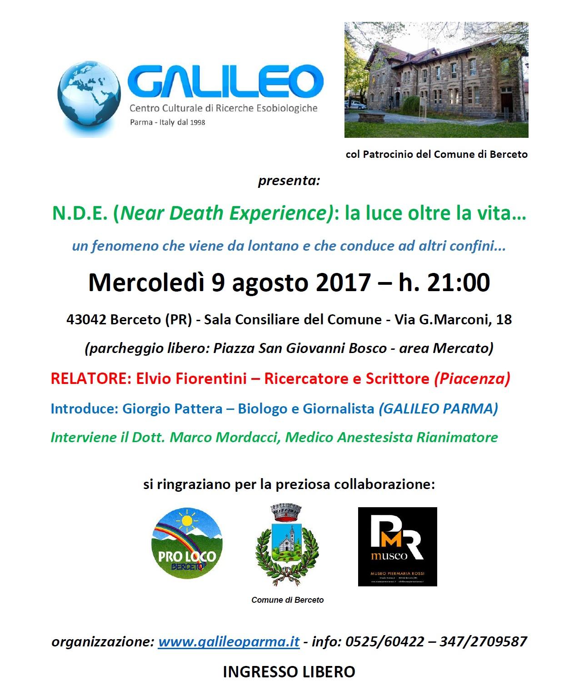 N.D.E. (Near Death Experience) LA LUCE OLTRE LA VITA...
