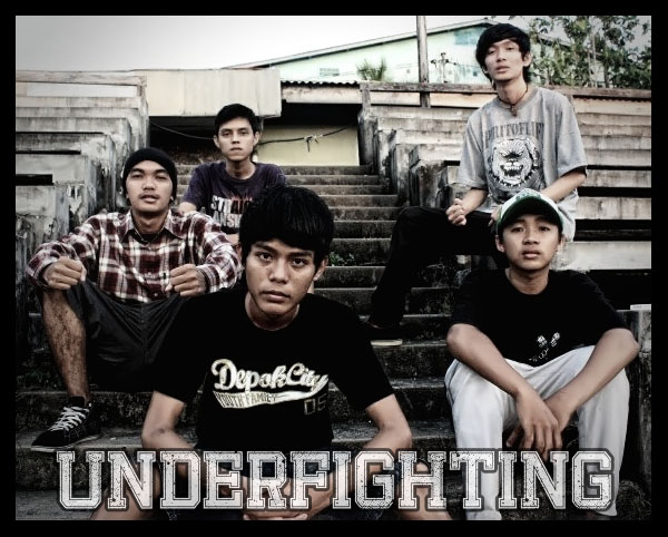under fighting
