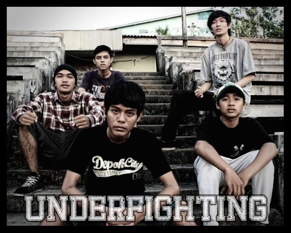 under fighting