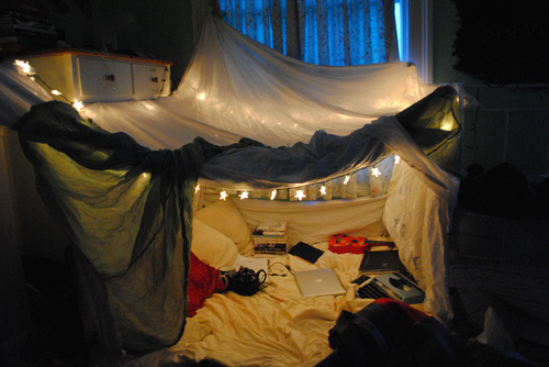 how to make best fort ever