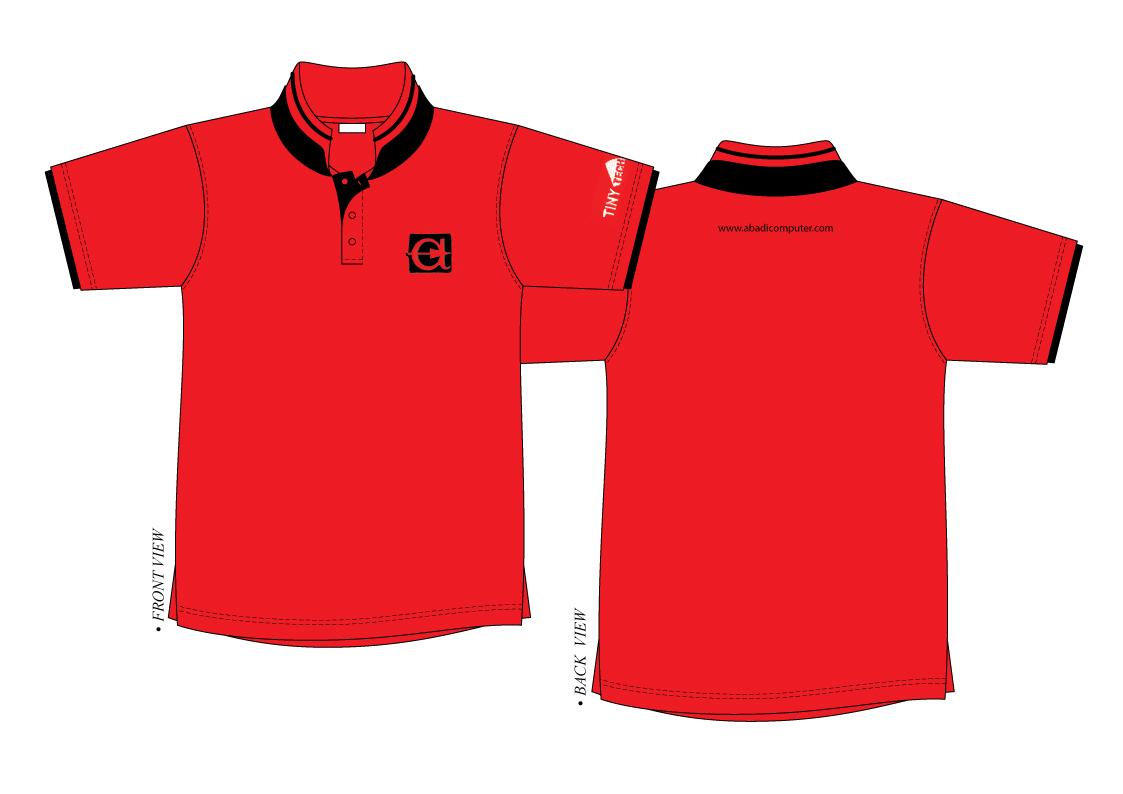Lesre Design Shine Polo Round Neck T Shirt Design