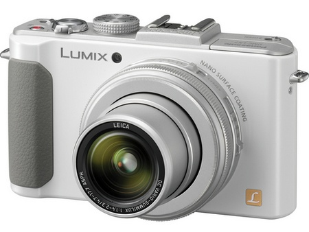 Panasonic LUMIX DMC-LX7 Kamera Digital