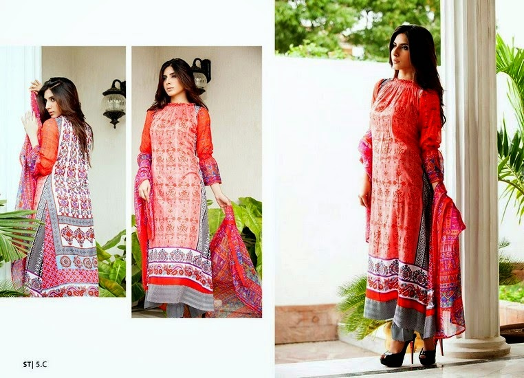Libas Crinkle Lawn Collection By Shariq