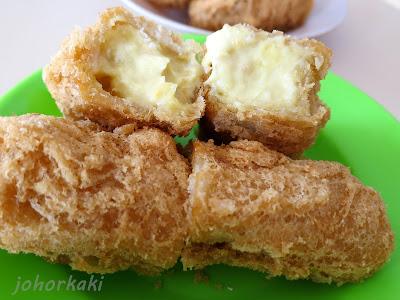 Fried-Durian-Johor
