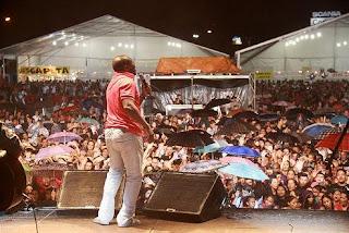 L�zaro - Ao Vivo em Campina Grande 2008