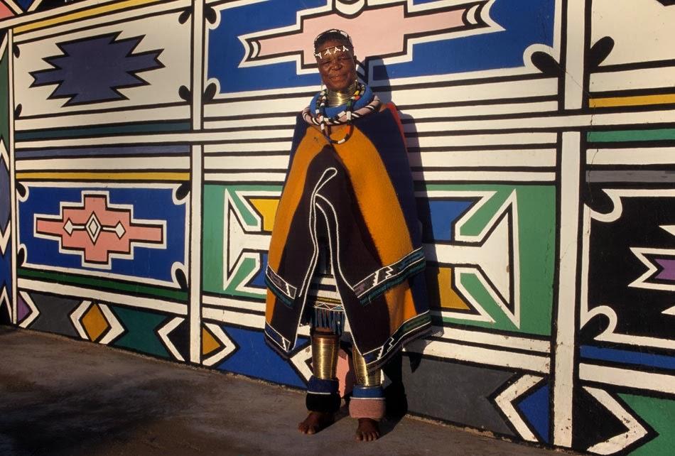 Light Color Sound Ndebele