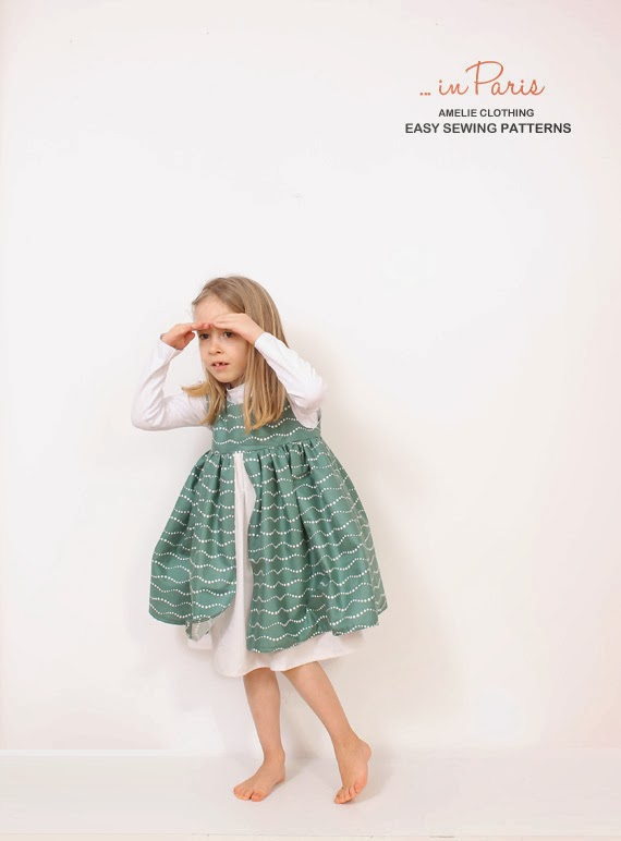 Kikoi Easy Pdf Patterns For Girls Toddlers And Babies