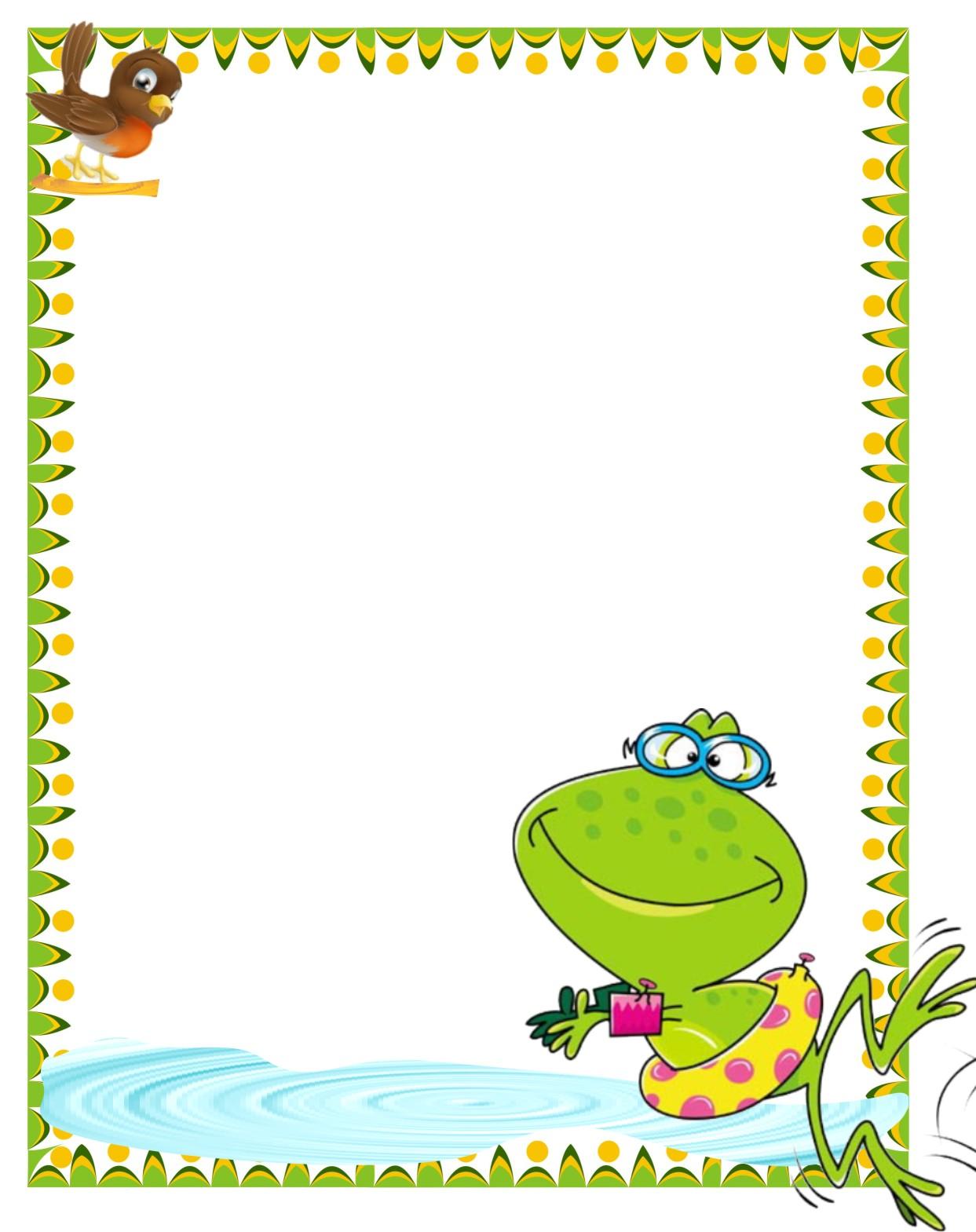 Caratulas escolares para niños - Imagui