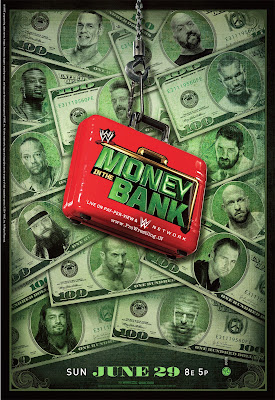 Download Money In The Bank 2014 Official Poster (HQ, 3000px)