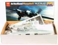 In-Boxed: Hong Kong Models 1/32nd scale De Havilland Mosquito B Mk. IX