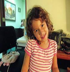 Mi nieta Lehn Perdomo Tejeda