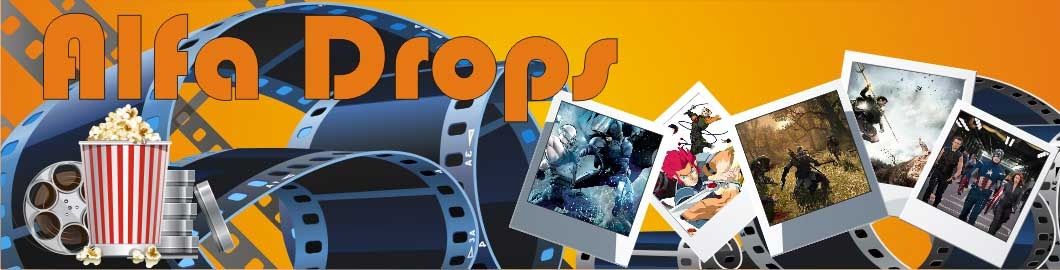 Alfa Drops - Games - Cinema - Series - Tecnologia