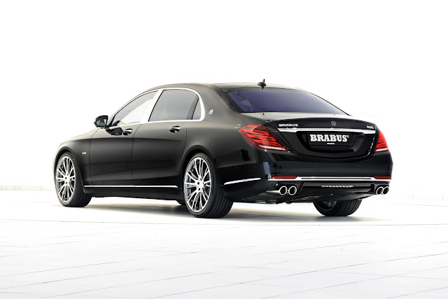 maybach mercedes w222