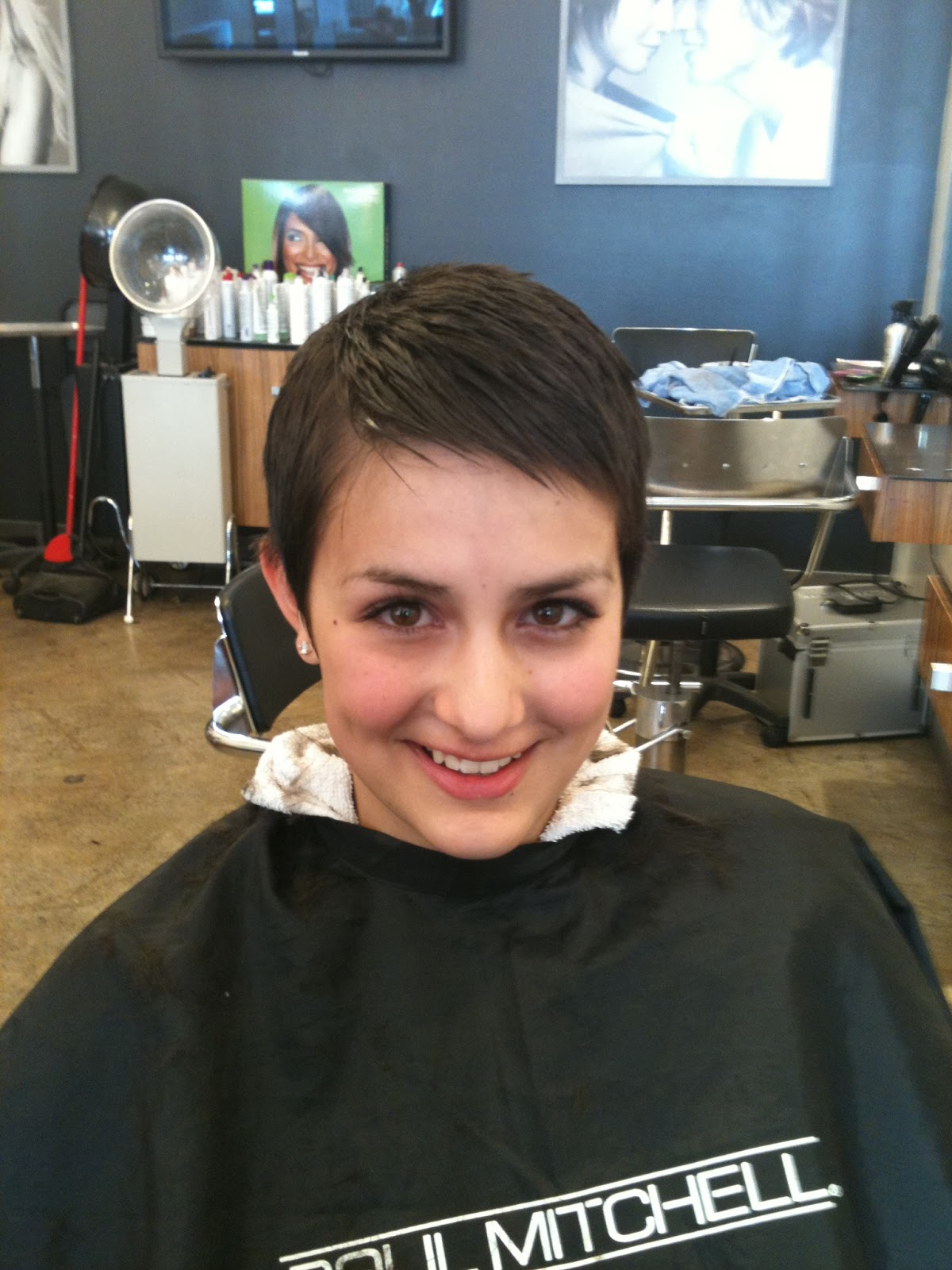 Pixie Cuts Taylor Made Beauty