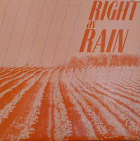 Cover Album of Right as Rain ep (1987, Safety Net)