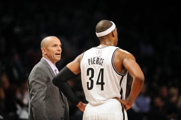 Paul Pierce Rips Jason Kidd Nets Coaching Staff