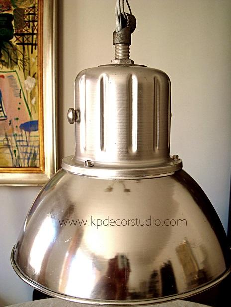 Venta de lámparas estilo vintage industrial