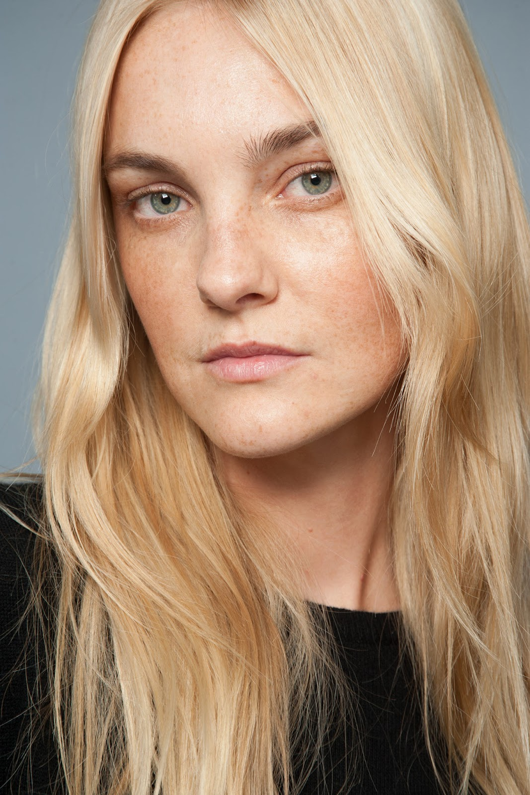 Make-up & beauty trends Fall/Winter 2015 / natural no-makeup looks at Topshop, Boss, Gucci, Isabel Marant, Ralph Lauren, Chloe / via fashioned by love, british fashion blog
