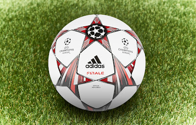 Conocé la pelota adidas Finale con la que se jugará la Champions League