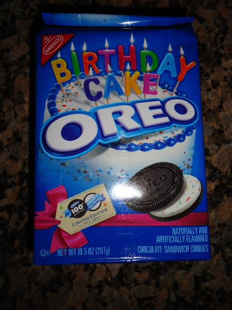 Torts to Tarts Happy 100th Birthday Oreo