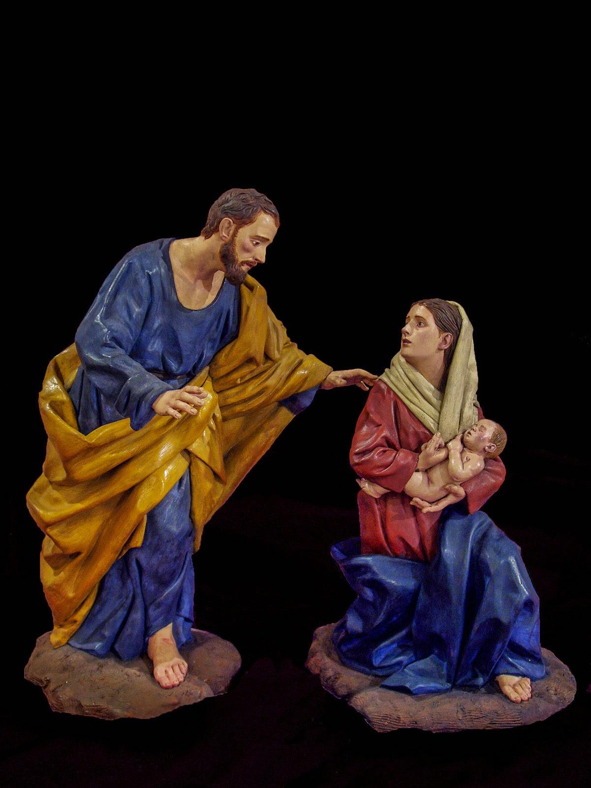 Nacimiento Belén Nativity krippe presepe Arturo Serra Barro 1
