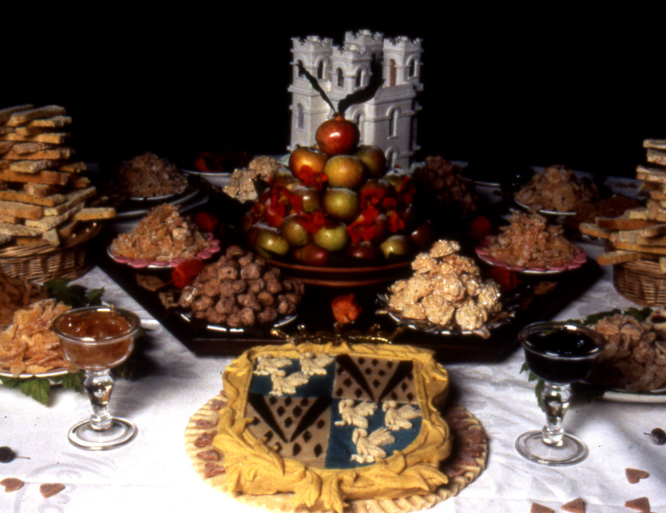 food history jottings how are the mighty fallen On 18th century cuisine