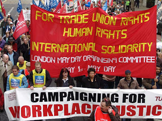 celebrations of International Workers' Day