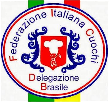 Membro della Federazione Italiani Cuochi - Delegazione Brasile