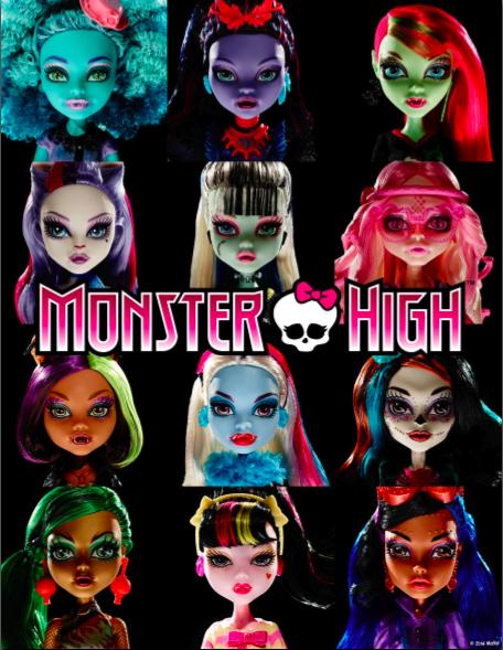 Full Collection of Monster High Dolls Hey Dolls Monster High Fans