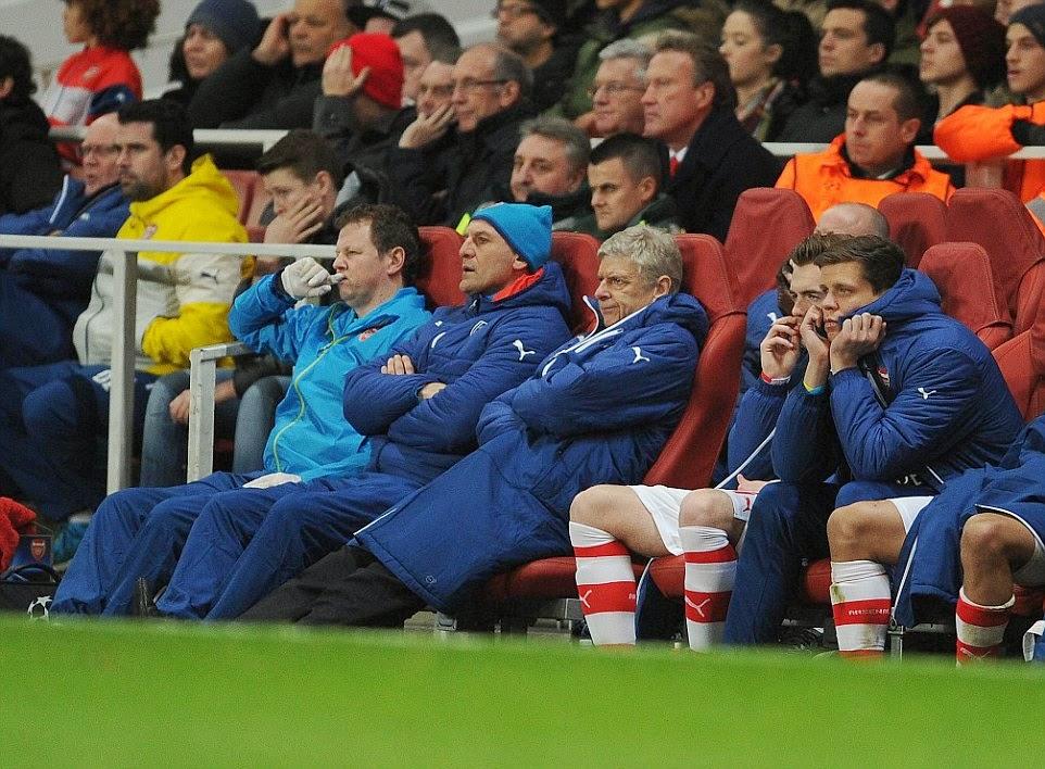 Aku tanya apa khabar Arsenal