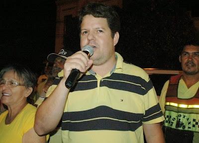 Grande médico e político - Dr. Júnior é o nome para prefeito de Ouro Velho