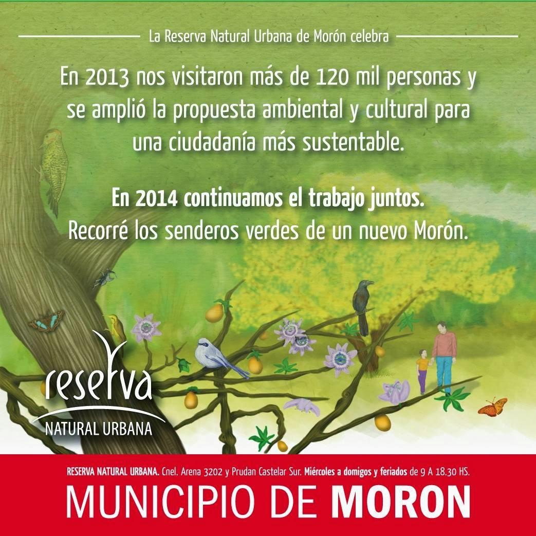 Reserva Natural Urbana de Morón
