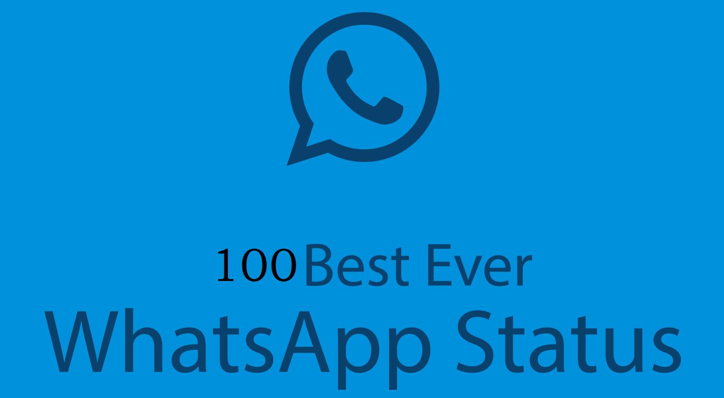 whatsapp best status quotes top 100 whatsapp status quotes