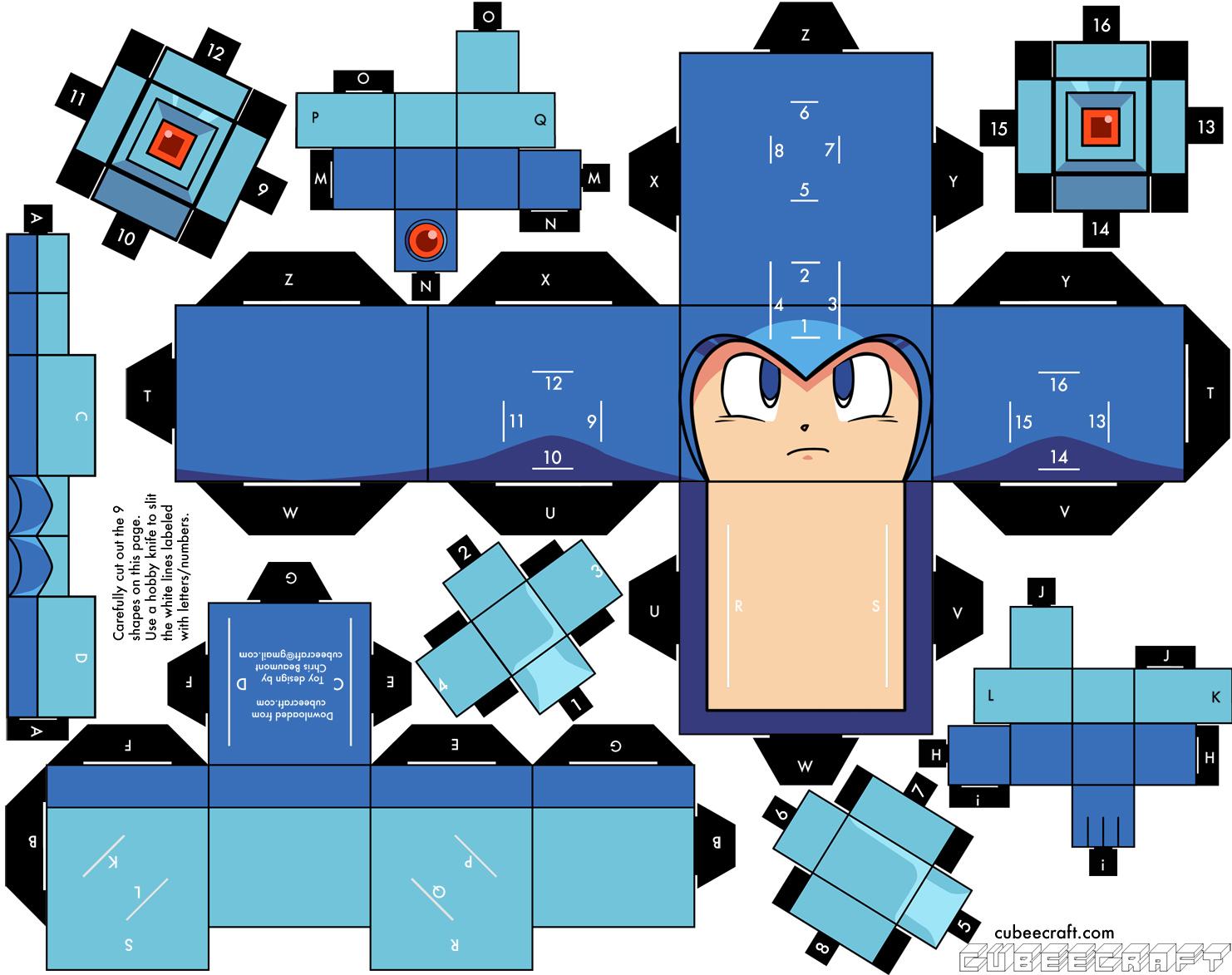 Muitas vezes Casinha de Criança: Brinquedos de Papel em 3D Para Imprimir e  QT44