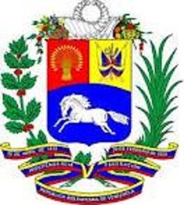 ESCUDO DE ARMAS DE LA REPÚBLICA BOLIVARIANA DE VENEZUELA