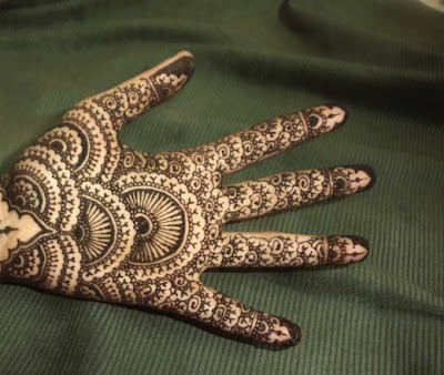Arabic Mehndi Designs for Hand Book Free download for kids