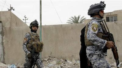 Ratusan napi 'al-Qaida' lari dari penjara Irak