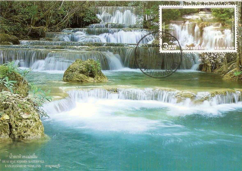 Postcard A La Carte 2: Thailand - Khuean Sri Nakarin ...