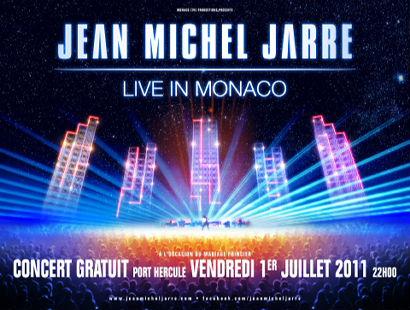 Jarre  Live  in  Monaco