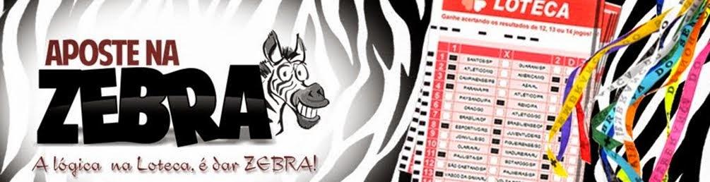 Aposte na Zebra