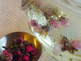 韓国花茶 桃の花茶
