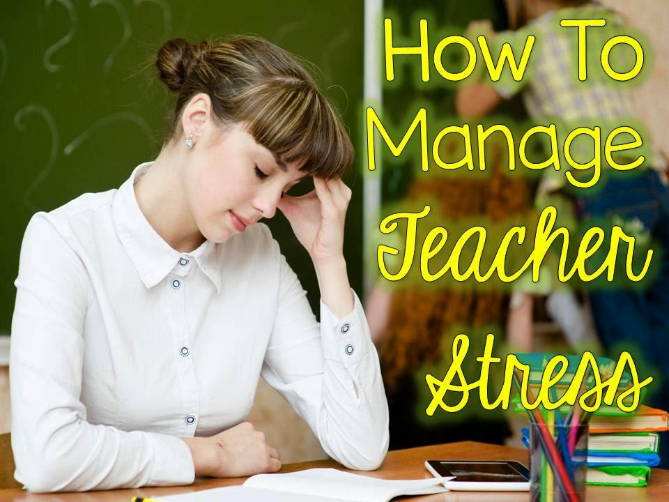 Second Grade Nest: Handling Teacher Stress