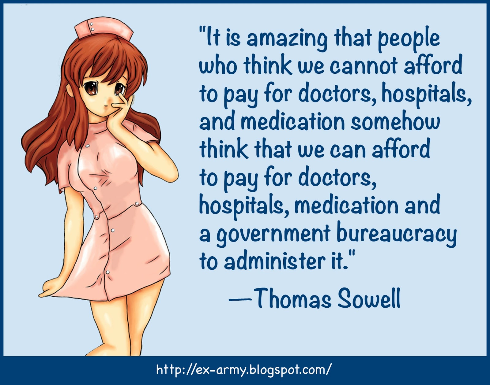 ex army libertarian nationalist  thomas sowell