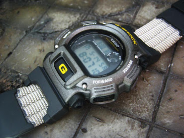 rm350: g-shock made in Malaysia!...rare!