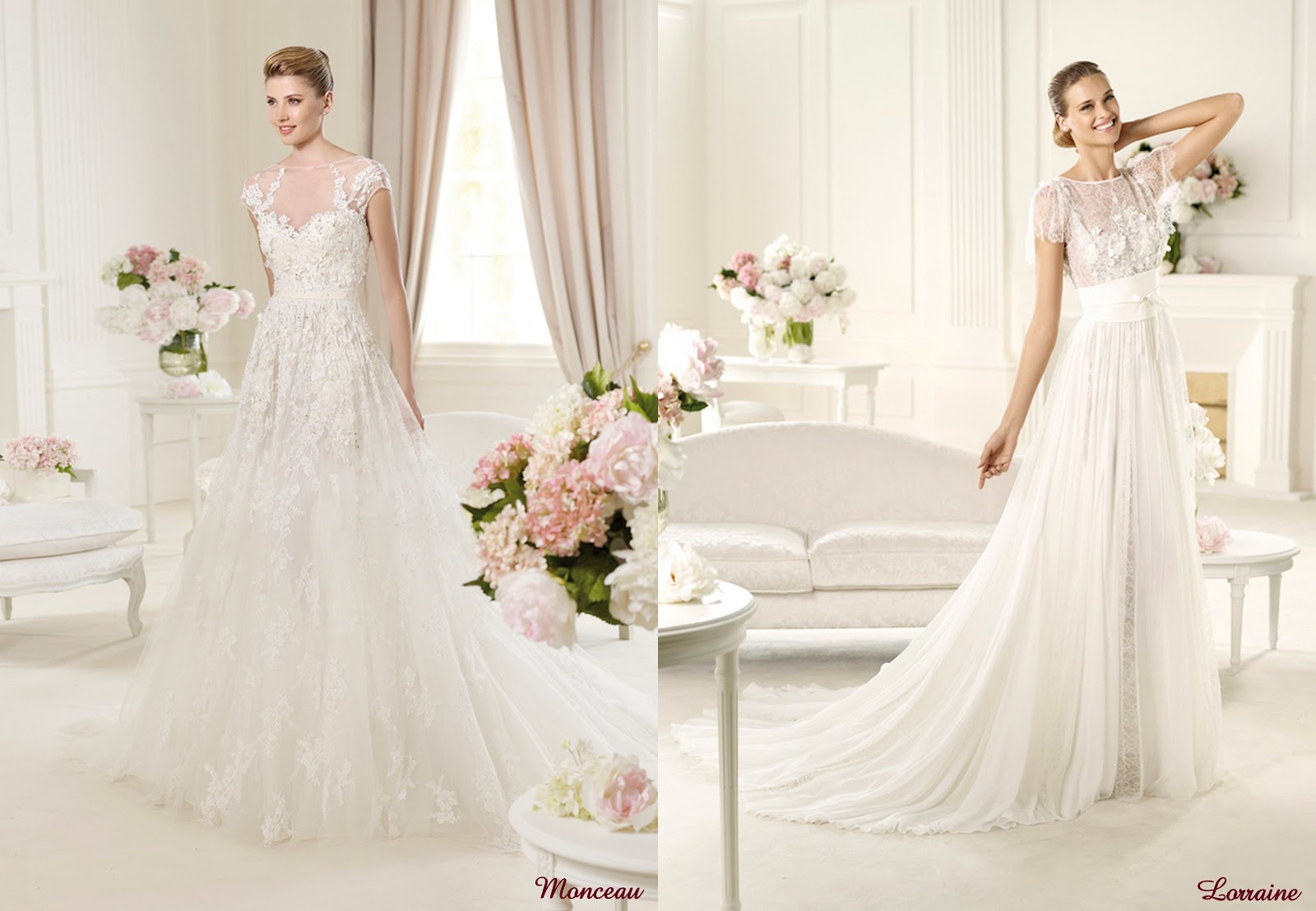 elie by elie saab bridal spring elie saab wedding dress Elie by Elie Saab Bridal Spring