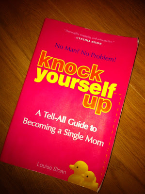 Image of Louise Solan's Book Knock yourself up