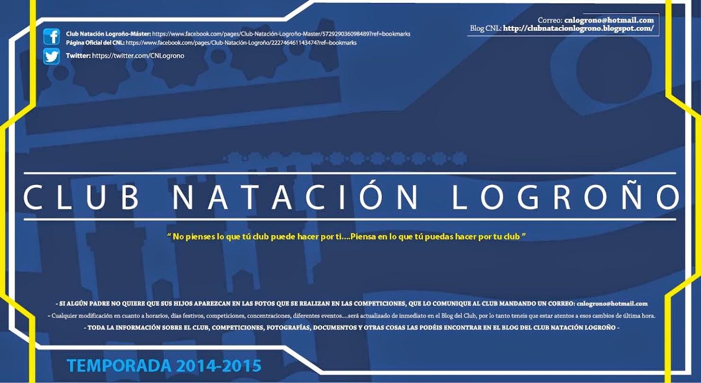 BLOG del CLUB NATACIÓN LOGROÑO
